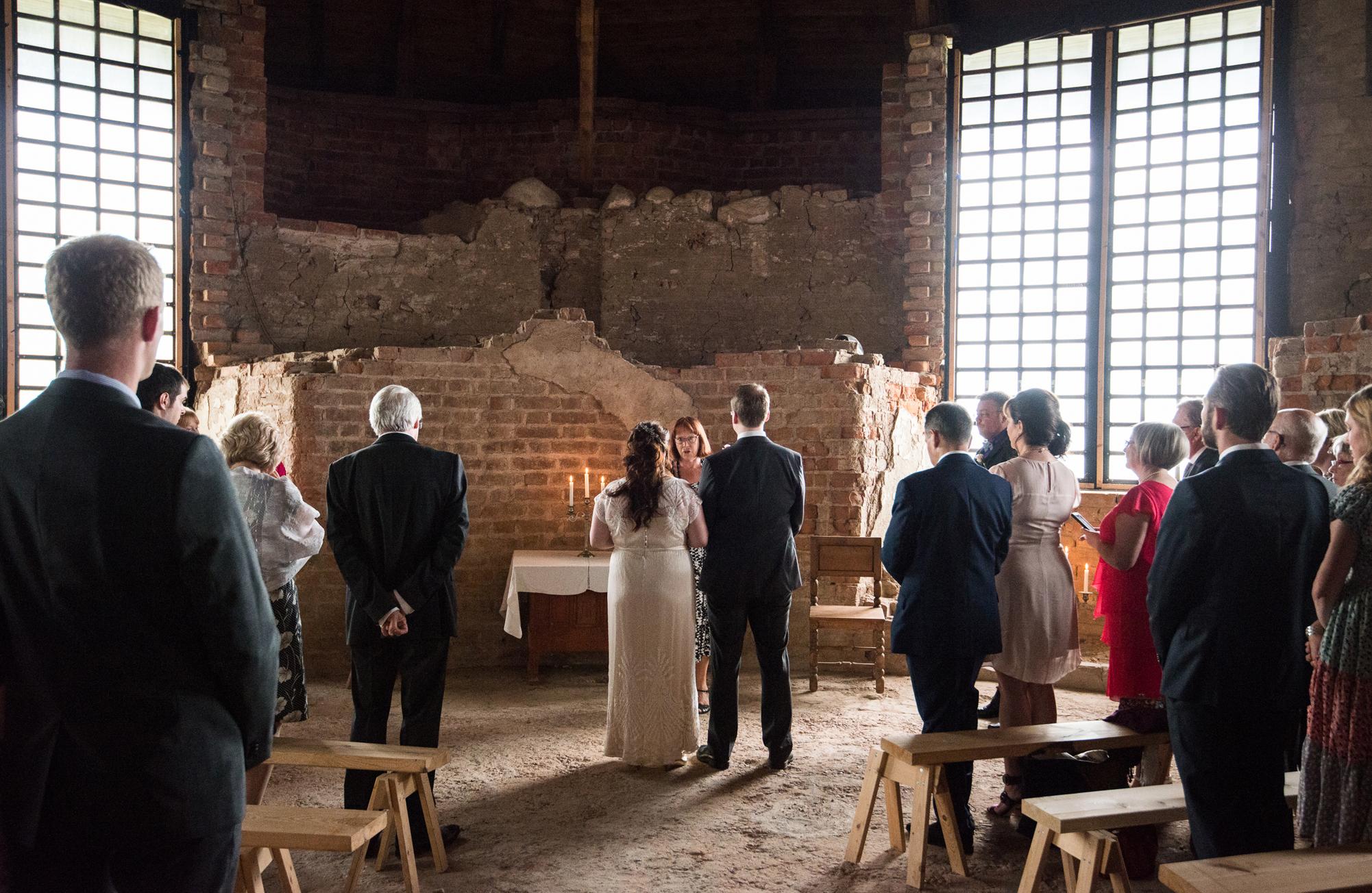 Bröllop Vasaborgen i Uppsala