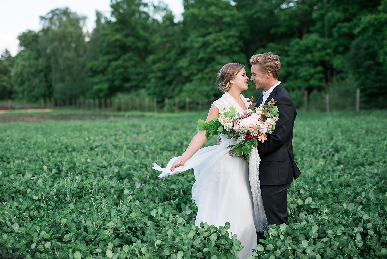 Stylad fotografering – bröllop