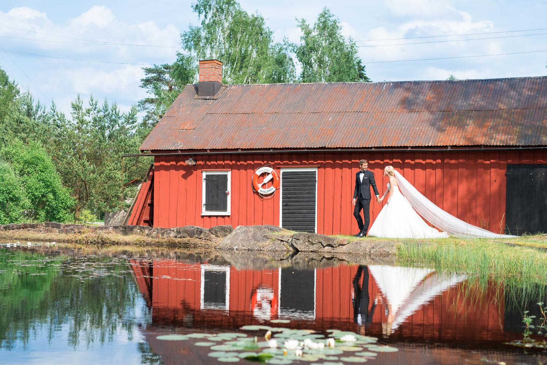 Heldagsbröllop i Småland