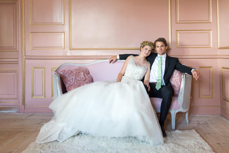 Bröllop på Görnvälns slott