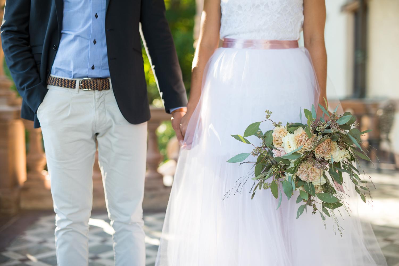 Konsten att välja sin bröllopsbukett