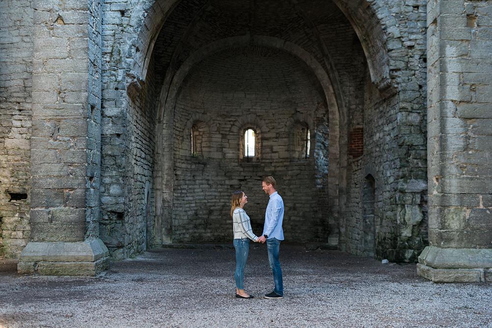 Parfotografering Gotland