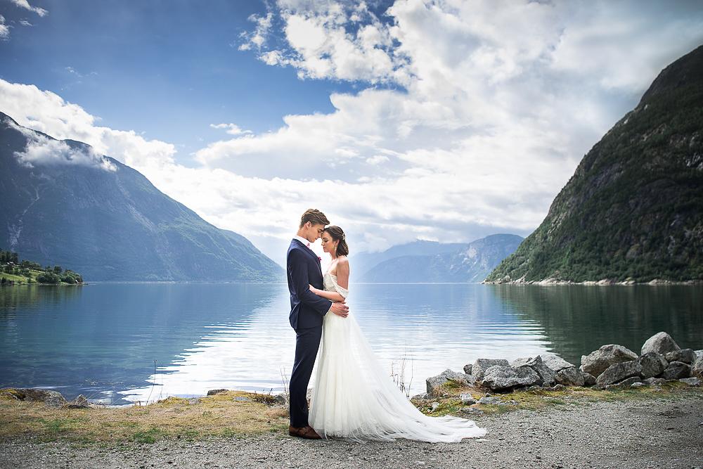 Romantik bland fjäll och fjordar