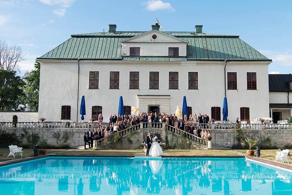 Lantligt Bröllop Stockholm ~ Bröllop på Häringe slott u2013 Bröllopsfotograf Stockholm Uppsala