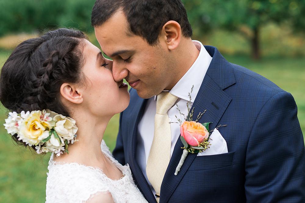 Bröllop på Bergendal i Sollentuna