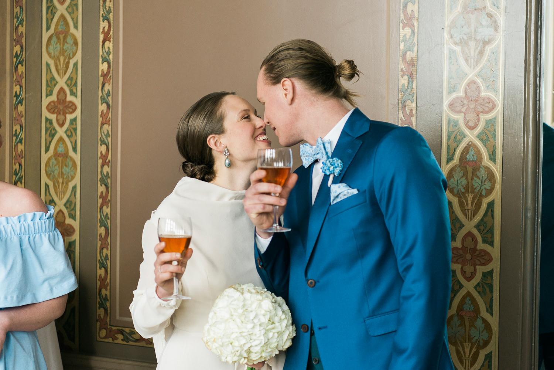 Bröllop Skridskopaviljongen Stockholm