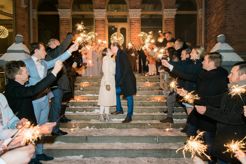 Vinterbröllop Skridskopaviljongen