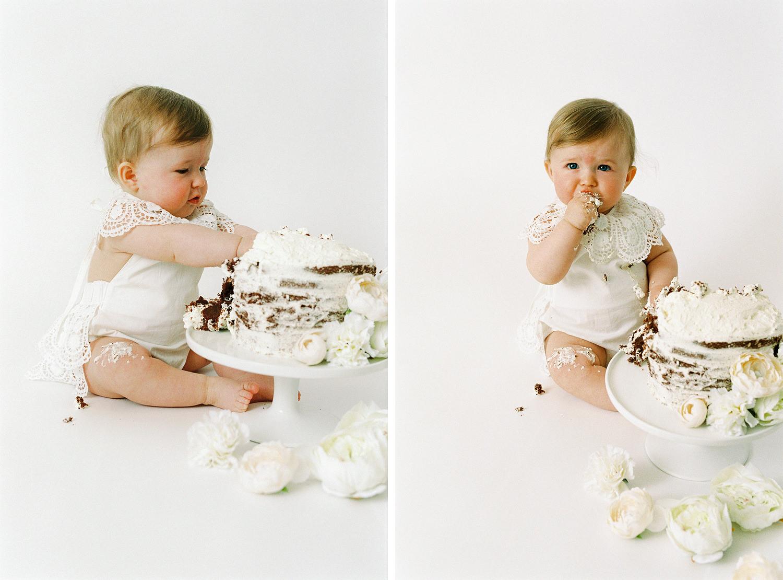 Smash the cake Stockholm