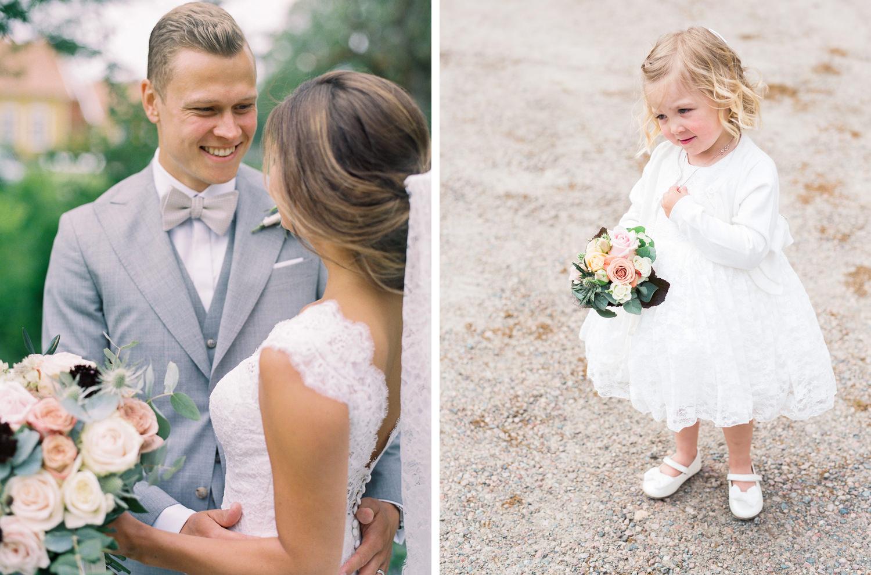Bröllop Höganloft Hestra