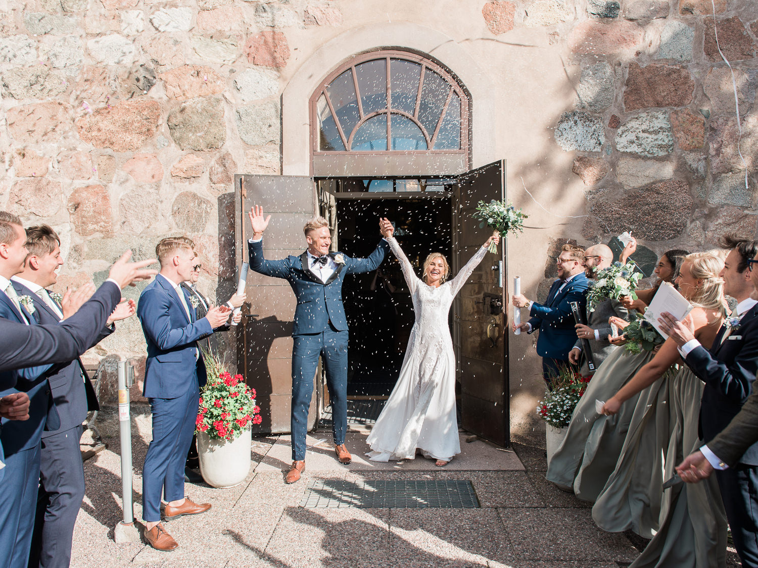 Wedding Uppsala Sweden