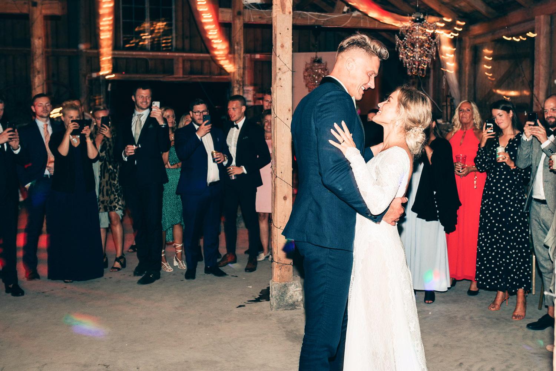 Bröllop Lydinge Uppsala