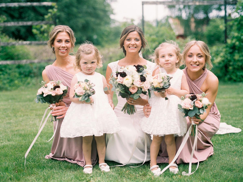 Blommor till bröllop