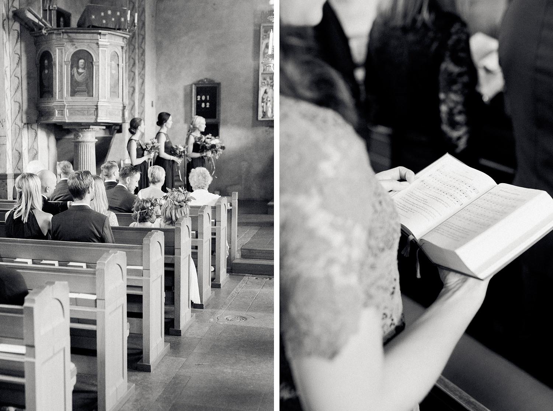 Civil or church wedding