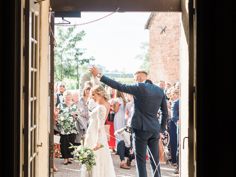Mobilfritt bröllop