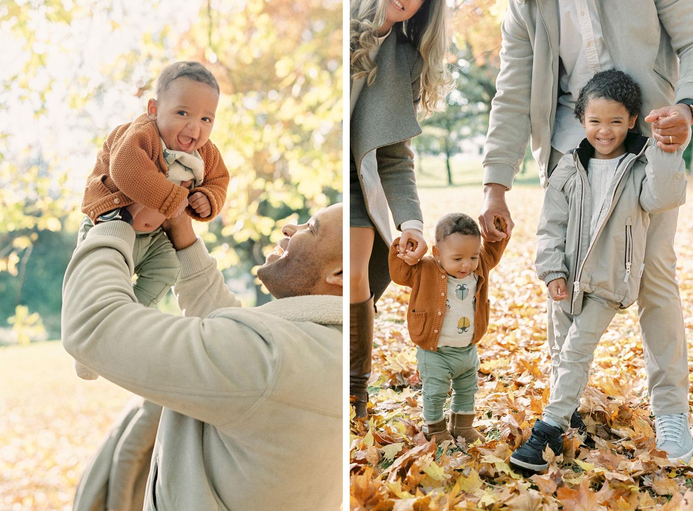 Varför du ska vara med på bilder med barnen